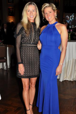 10. Kristin Daly and Stephanie Turzanski.