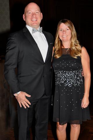 6. Jason Gizzi and Jennifer Vestal.