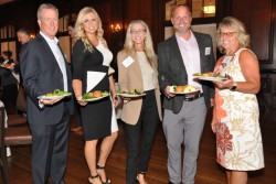 Union League Real Estate Club members attend September 2021 luncheon