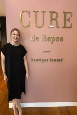 Cure de Repos opens in new space in Chestnut Hill
