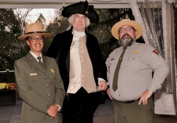 Valley Forge Park Alliance  hosts a 'Grand Night for the Grand Parade' at the Philander Chase Knox Estate